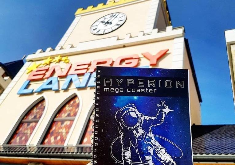 [POV] Energylandia - Alla scoperta del megacoaster più alto d'Europa