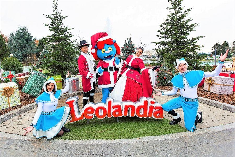 Leolandia Il primo Natale di Leolandia!