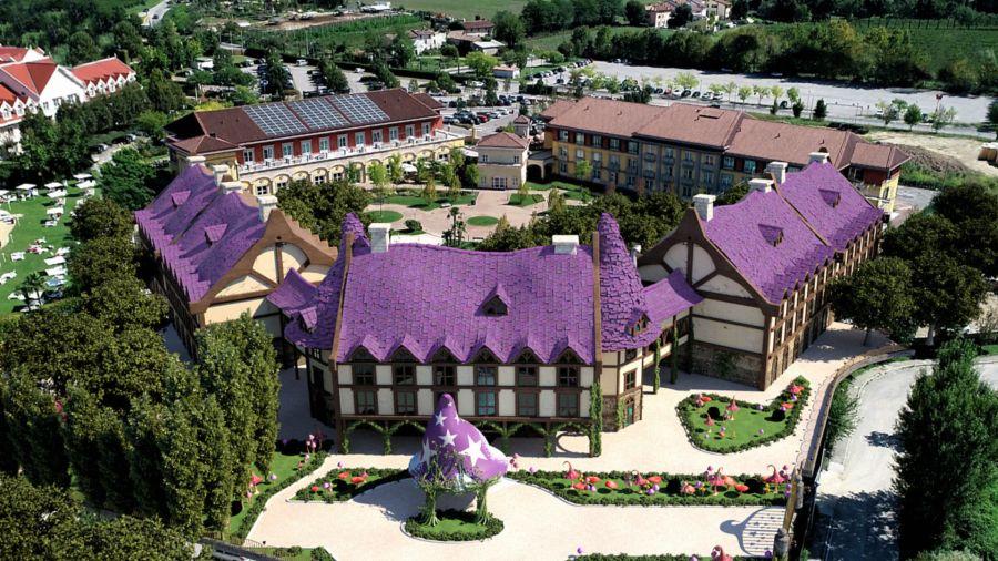 Gardaland Bilancio 2018 nell'hôtellerie in attesa di Gardaland Magic Hotel