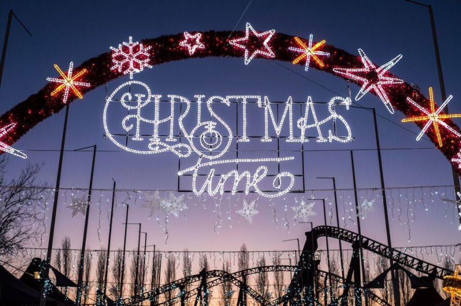 Mirabilandia Torna Christmas Time con nuovissimi show