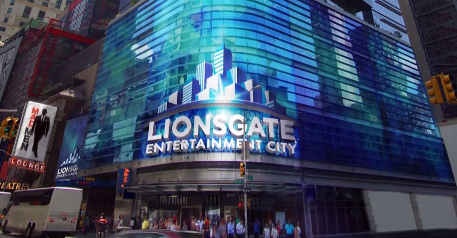 Lionsgate Entertainment City - Nuovo parco a Madrid