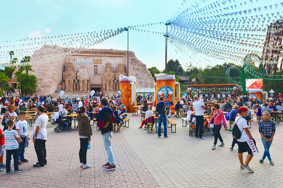 Gardaland OktoberFest prolunga il serale ogni sabato di settembre