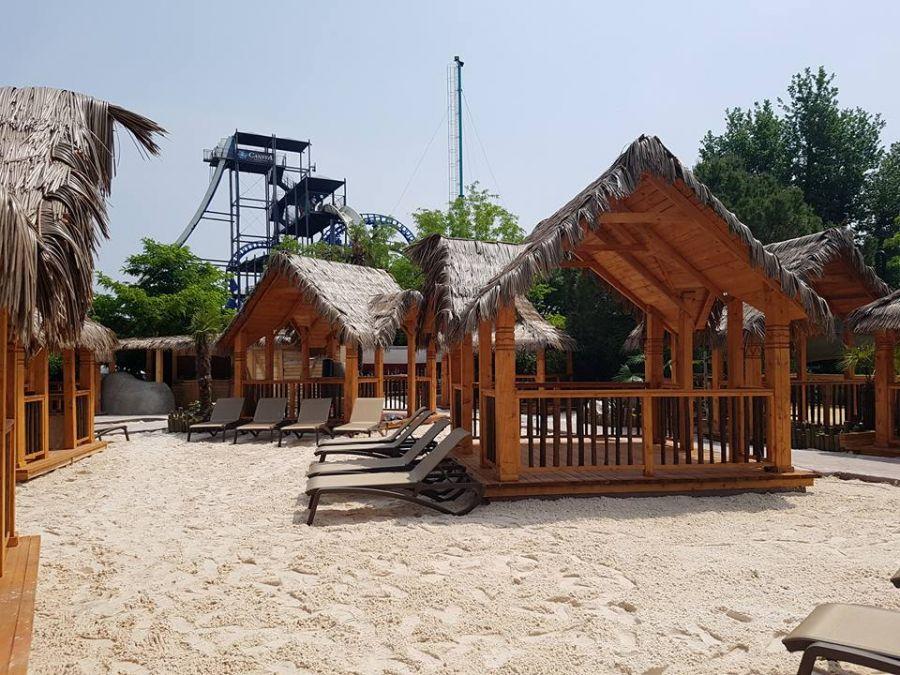 Caneva Aquapark Cabanas Club: quanto costa e cosa comprende