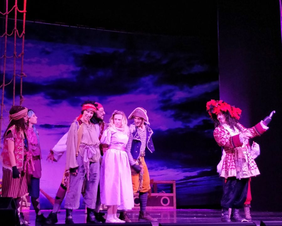 Rainbow MagicLand Peter Pan Il Musical al parco