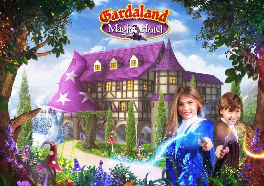 Gardaland Quando apre il nuovo Magic Hotel di Gardaland?