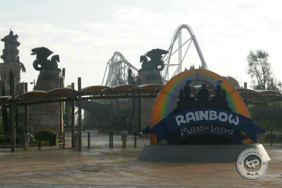 Rainbow MagicLand Il nuovo Rainbow MagicLand ci apre le porte: tutte le novità 2019 LIVE dal parco!