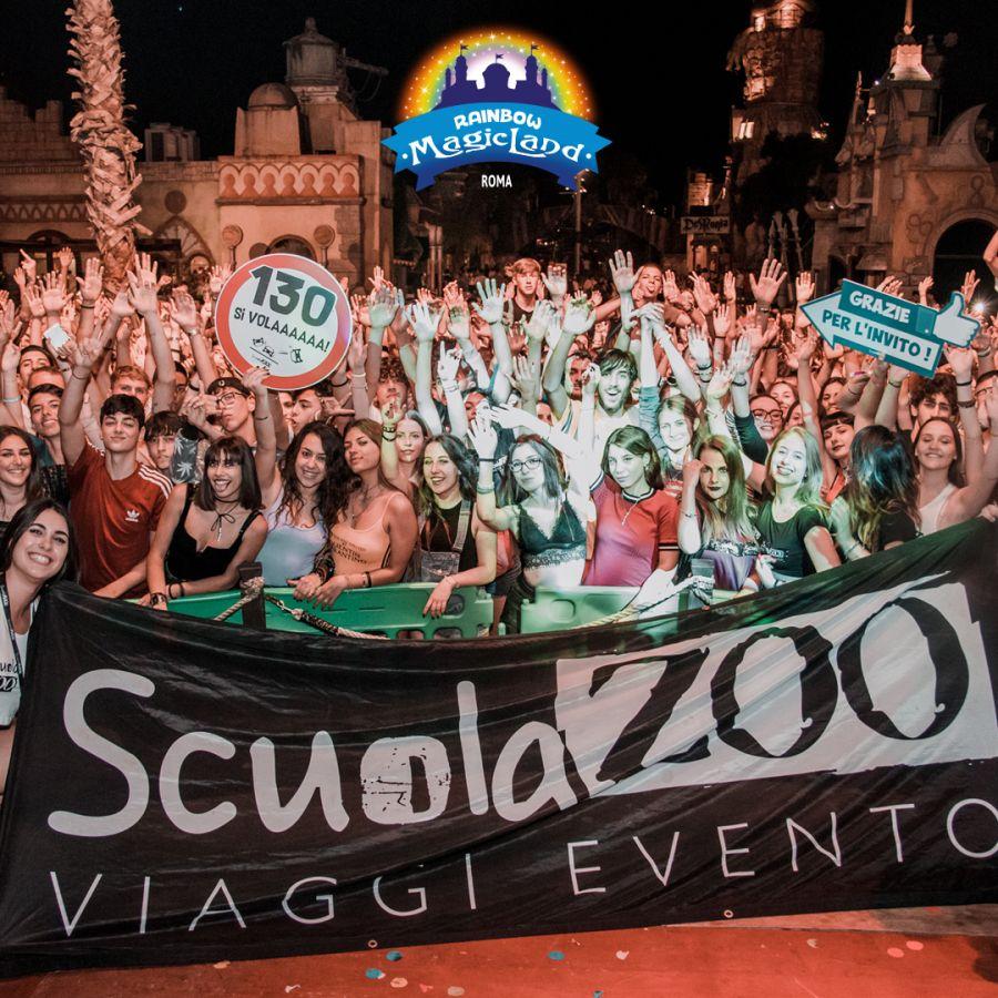 Rainbow MagicLand [SABATO 14/09] Notte Evento con ScuolaZOO!