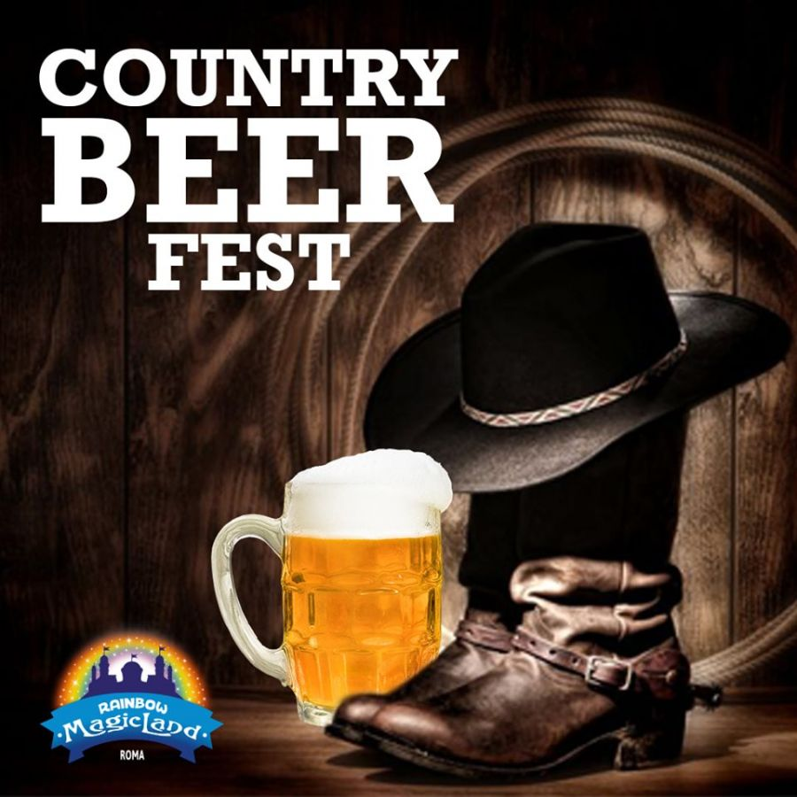 Rainbow MagicLand [28/09 - 5/10] Country Beer Fest!