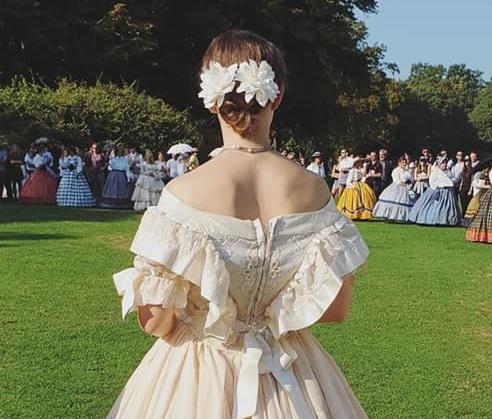 Parco Giardino Sigurtà Ritorno al 1860 tra danze storiche e dejeuner sur l'herbe