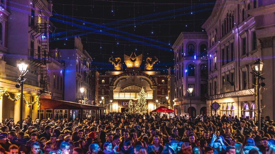 Cinecittà World Cartellone natalizio 2019