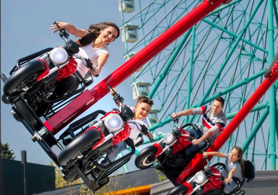 Mirabilandia Ducati World apre domani (senza il coaster)