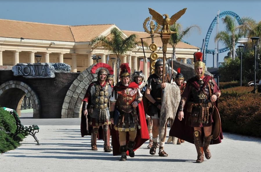 Cinecittà World Un viaggio di cultura e divertimento