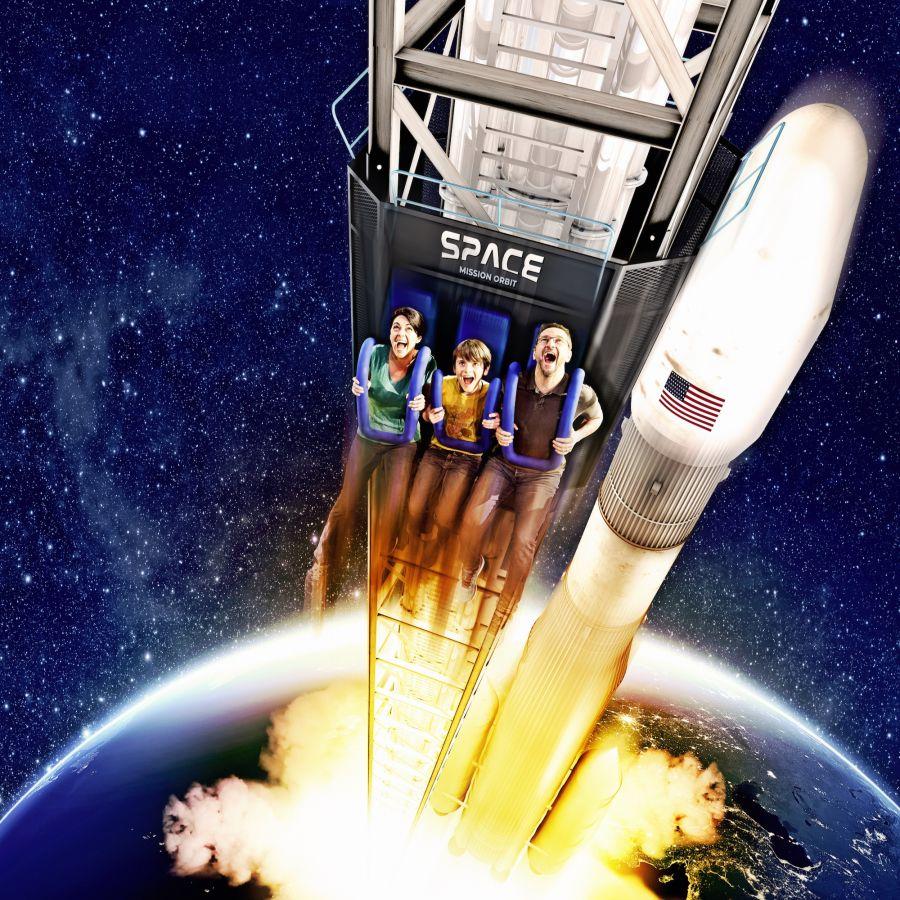 Movieland Park Svelata la nuova area SPACE e i due spettacoli 2020