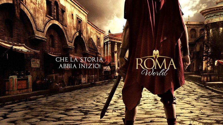 Roma World - Nuovo parco di fianco a Cinecittà World