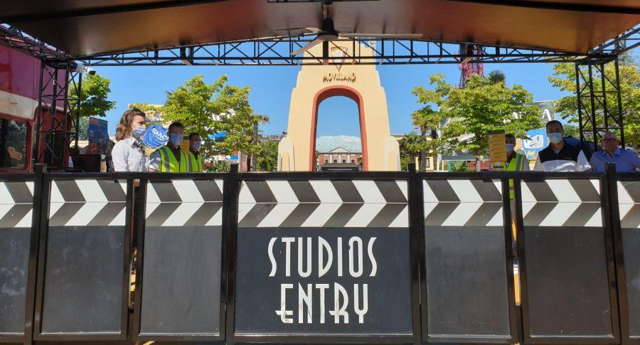 Movieland Park [VIDEO] Le regole per visitare il parco