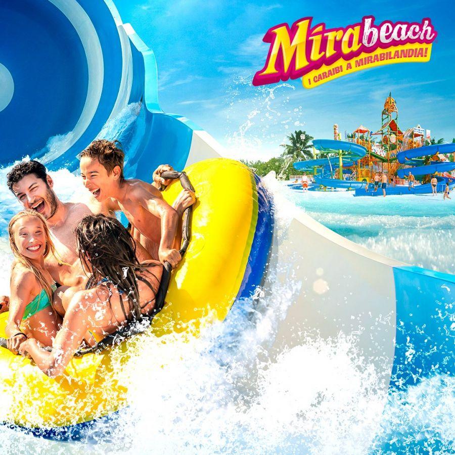 Mirabilandia Beach Beach Baby Club e le altre novità 2019
