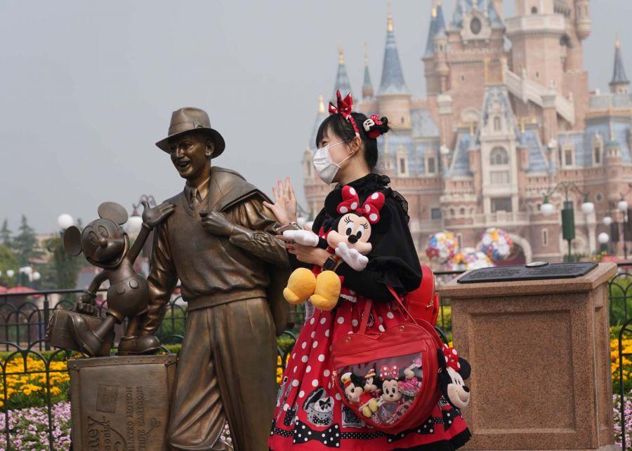Shanghai Disneyland Park Riapre Shanghai Disneyland! Ma con quali restrizioni?