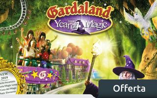 Gardaland - Gardaland Offerte biglietti Gardaland per la stagione 2020