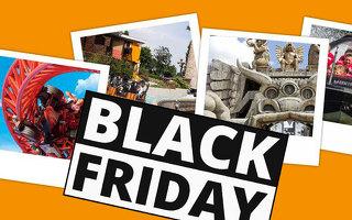 Black Friday  -  Tutti i parchi scontati in un solo articolo!